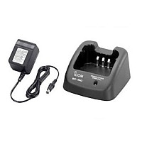 Icom BC 160 Charger + Plug Pack (IC41W / IC41S)