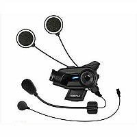 SENA 10C Pro Bluetooth Motorcycle Camera and Headset Intercom