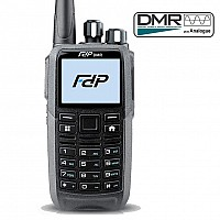 FDP DMR 5W UHF Digital Handheld Transceiver and CB