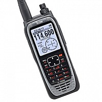 Icom IC-A25N  VHF Airband Handheld 6 W with Built-in GPS and