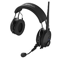 Sena Tufftalk Earmuff Long Range Bluetooth Communications Headset