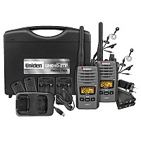 Uniden UH810S-2TP 80 Channel 1W UHF Radio Tradies Pack
